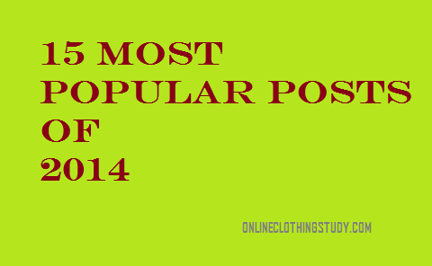 15 most popular posts of 2014