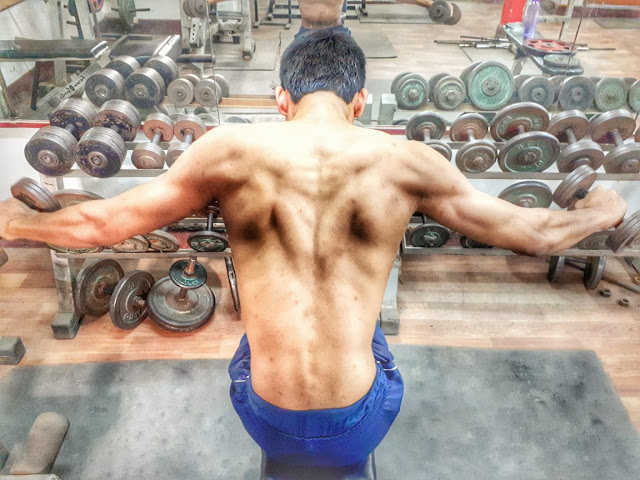 Shoulder workout: Best 6 shoulder workout for mass and bigger shoulders.