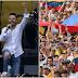 El mexicano, Daniel Habif, hizo llorar al público en el Venezuela Aid Live