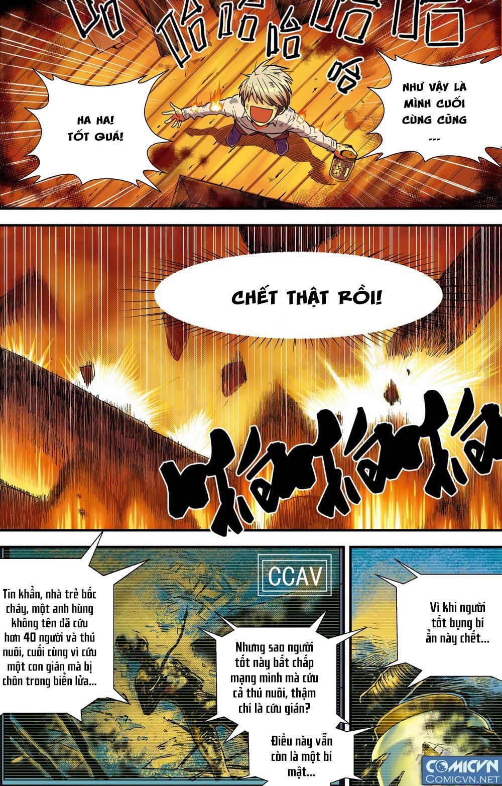 Hồi đáo Minh Triều đương Vương Gia - Chapter 1 - Pic 4