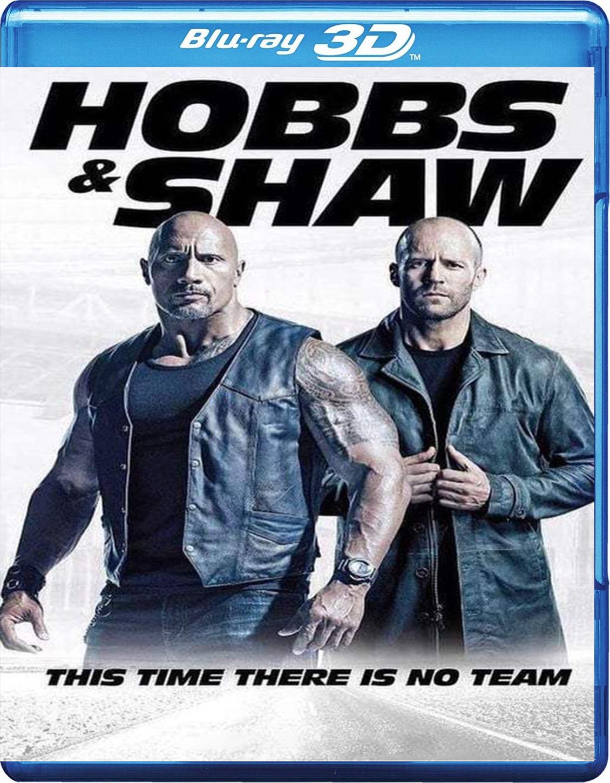 Fast & Furious Presents: Hobbs & Shaw [2019] [BD50] [Español] [3D]