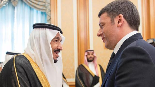 Omicidio Khashoggi, intelligence USA: Mohammed Bin Salman non poteva non sapere. E i rapporti di Renzi con Riyad?