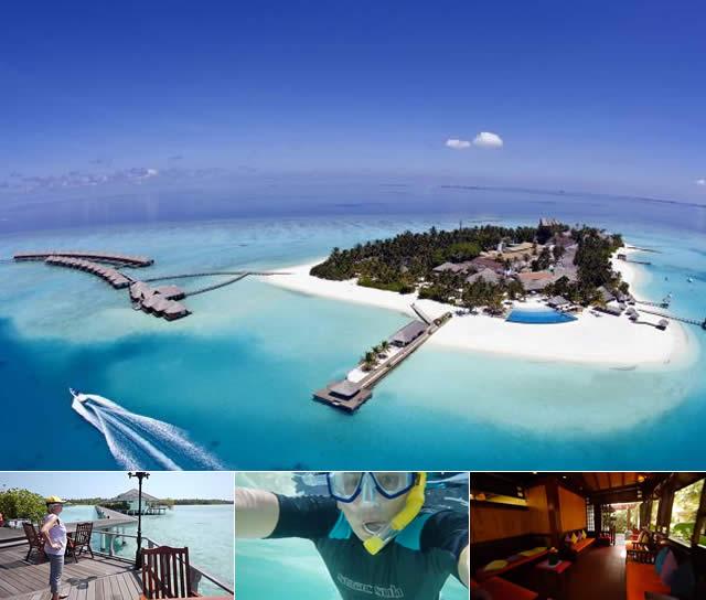 Sun Island Beach Maldives: Paraíso Nas Maldivas