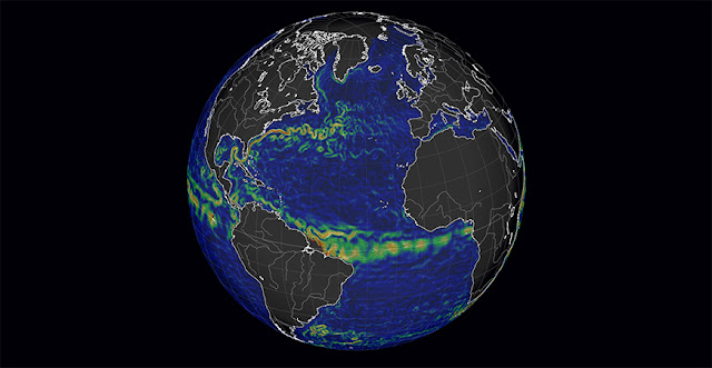 Study shows acceleration of global mean ocean circulation since 1990s
