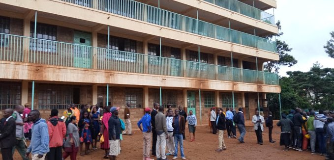 13 Pupils Confirmed Dead In Kakamega Primary Stampede