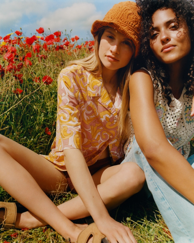 Mango The Sun is Everywhere Summer 2021 Campaign.