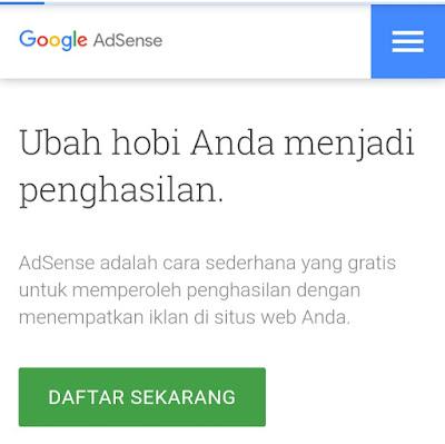 Adsense untuk blog adsense untuk youtube
