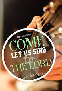 HYMN: Come Let Us Sing Lyrics