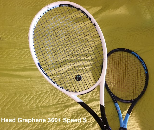 Head Graphene 360+ Speed S tennis racket review