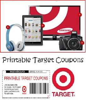 Free Printable Target Coupons ( Grocery Coupons )