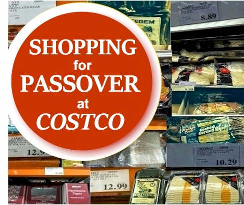 Daily Cheapskate: Shopping for Passover at Costco 2019