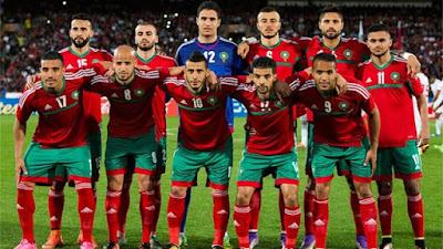 مشاهدة مباراة المغرب والجابون بث مباشر اليوم 15-10-2019 في مباراة ودية
