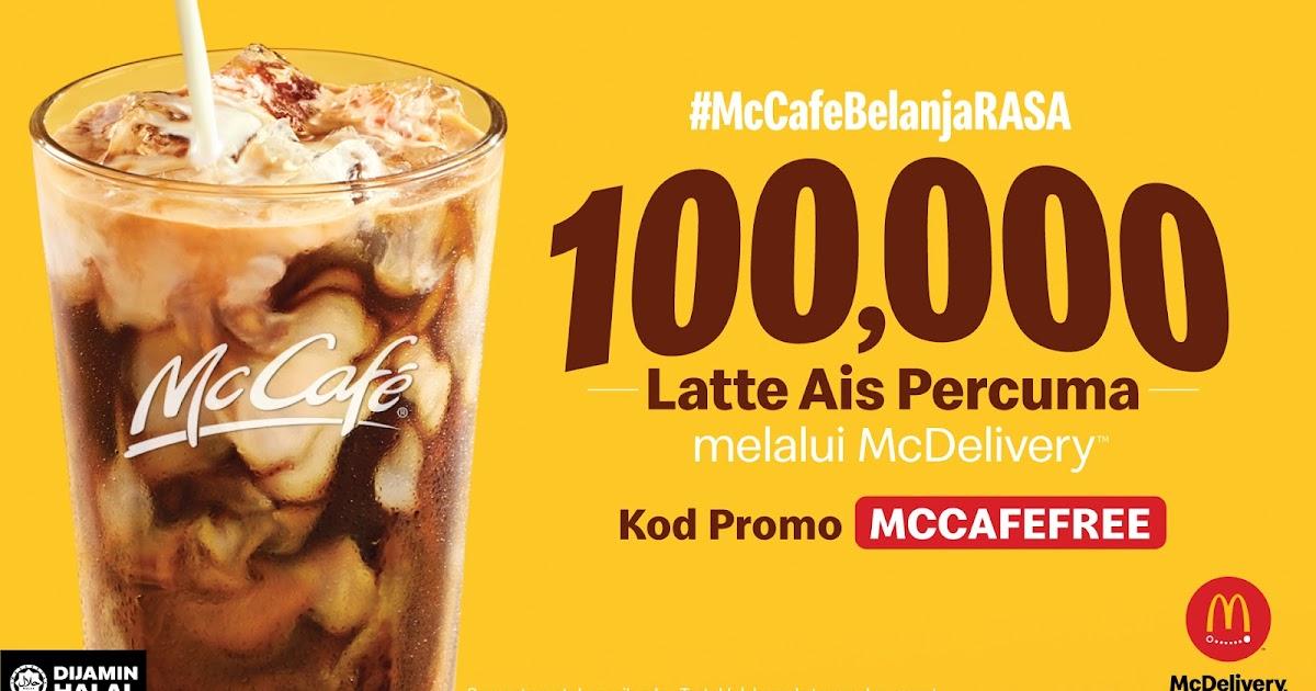 McDonald's Malaysia celebrates International Coffee Day ...