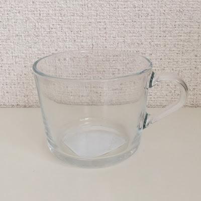 イケア,ikea,IKEA365+ マグ 24cl クリアガラス