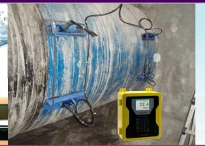 Ultrasonic Flow meter Double channel