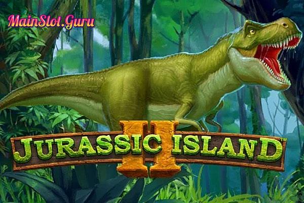 Main Gratis Slot Demo Jurassic Island 2 Playtech