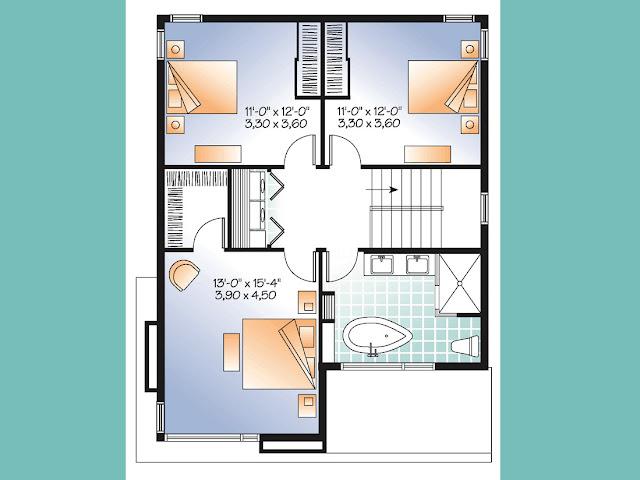 plano de casas
