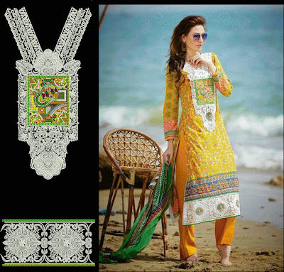 Latest Embroidery Designs For Salwar Kameez-free download - Embroidery Designs