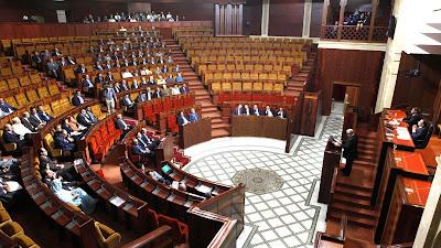 البرلمان المغربي ينتفض بسبب فاجعة طنجة و نواب يحملون الحكومة المسؤولية !