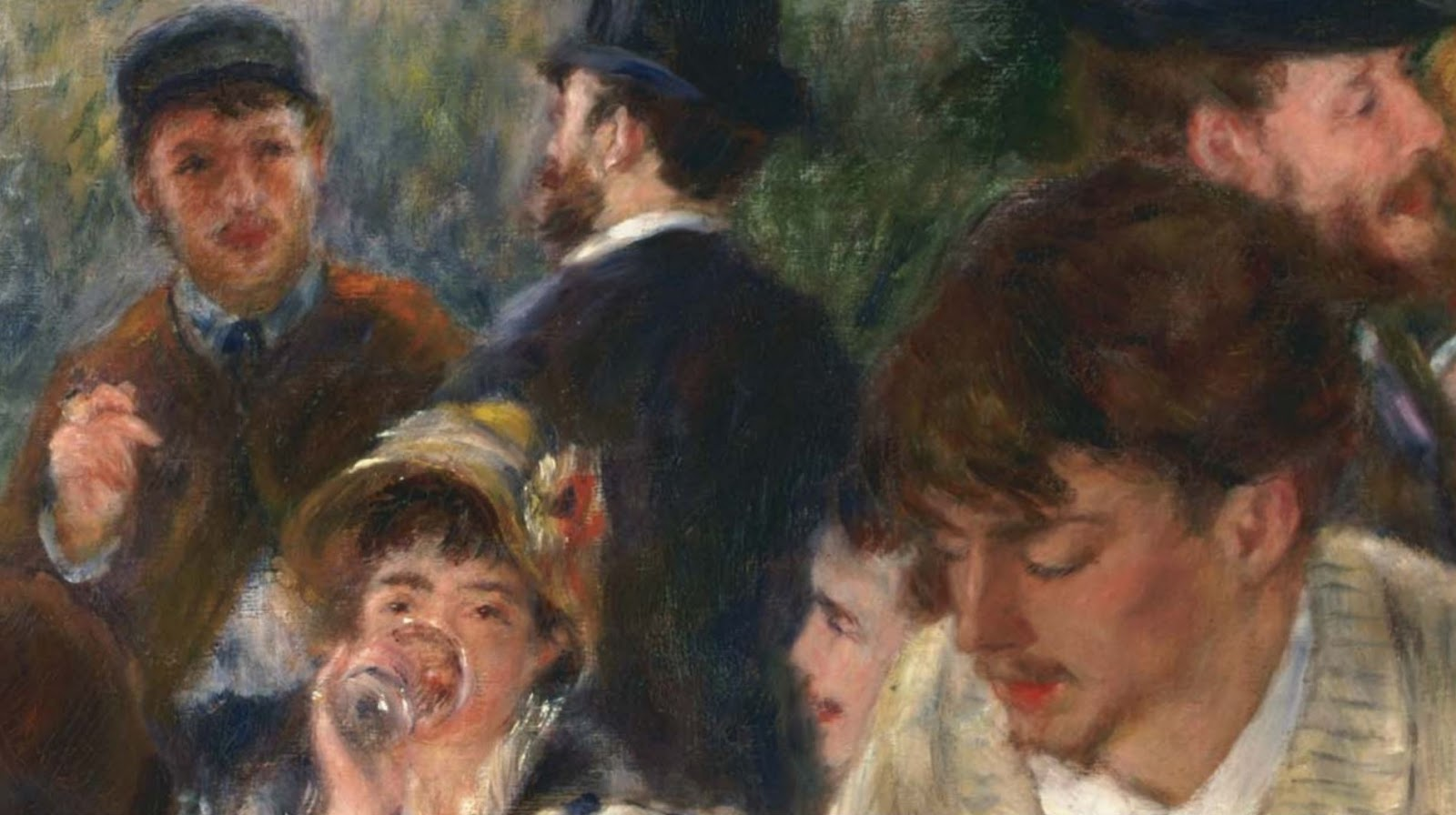 Pierre-Auguste Renoir | Luncheon of the Boating Party, 1881 | Art in ...