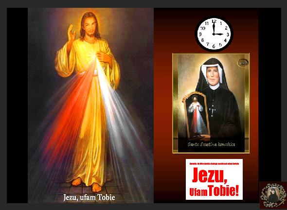 Doa Kerahiman Ilahi, Doa Pertobatan, Santa Faustina
