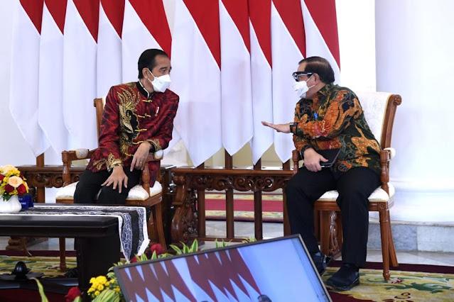 Ini Pesan Presiden Jokowi Saat Hadiri Perayaan Imlek Nasional