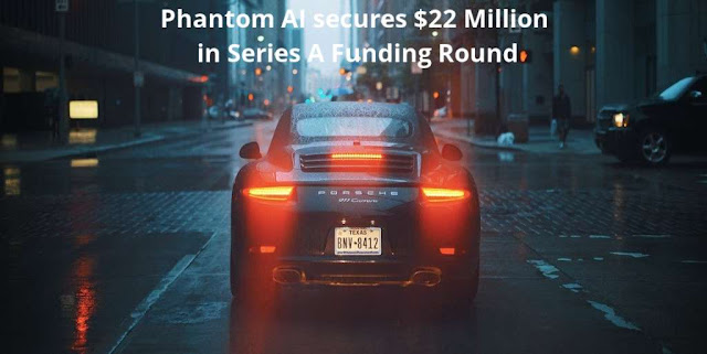 Phantom AI secures $22 Million in Series A Funding Round