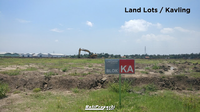kavling komersial laksana business park
