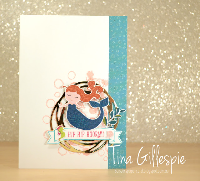 scissorspapercard, Stampin' Up!, Myths & Magic SDSP, Playful Backgrounds, Happy Birthday Gorgeous