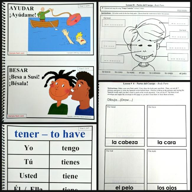 Mommy Maestra: Review: Sing 'n Speak Spanish