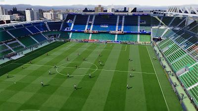 PES 2021 Stadium Roazhon Park