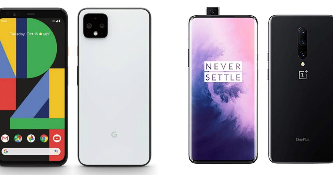 Genuine comparison of Google Pixel 4 XL vs OnePlus 7T Pro