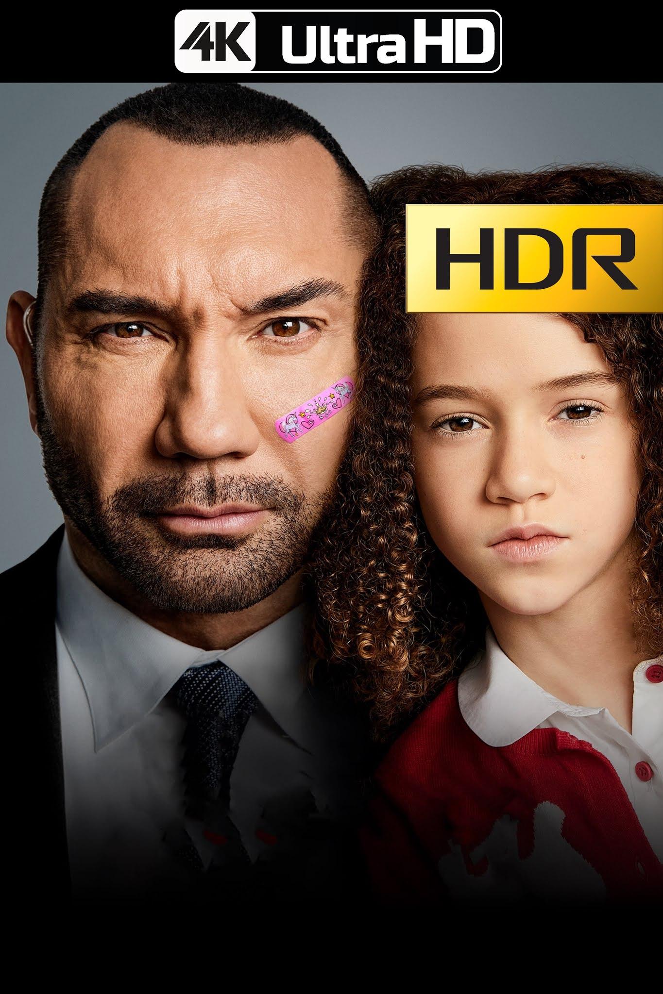 Grandes Espias (2020) 4K UHD HDR Web-DL Latino