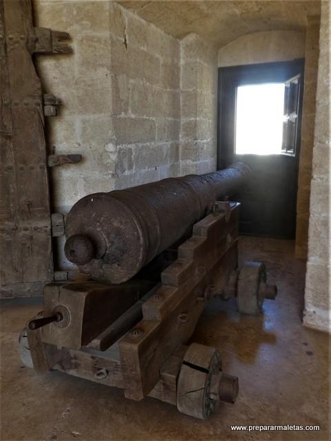 torre de la pólvora Alcazaba Almería