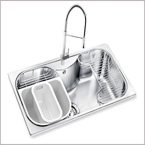 SUPER CASA Kitchen Sinks