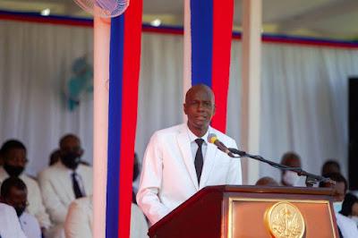 Asesinan a tiros al presidente de Haití y hieren primera dama tras asalto a su residencia