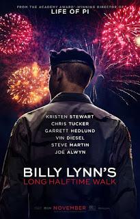 Billy Lynn's Long Halftime Walk (2016) บิลลี่ ลินน์ วีรบุรุษสมรภูมิเดือด