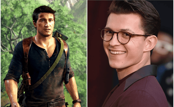 Filmagens de 'Uncharted' com Tom Holland e Mark Wahlberg chegam ao fim