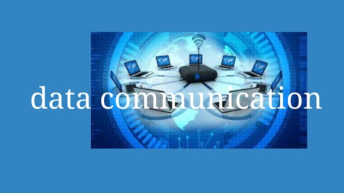 Data communication - what is data communication ?