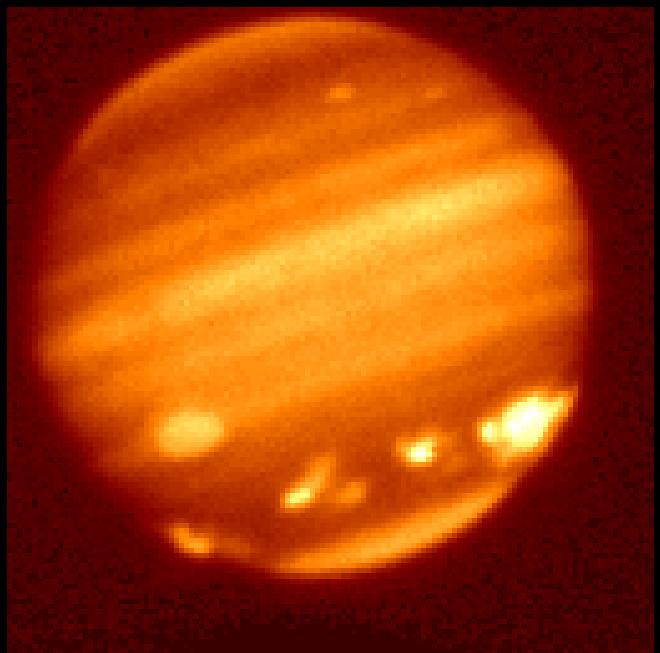 Cometa Shoemaker-Levy 9, Impatto su Giove!