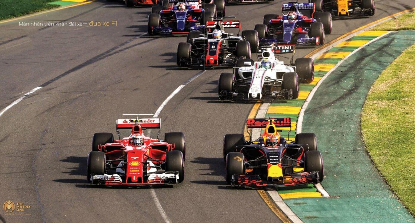 Đường đua xe công thức F1