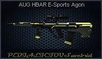 AUG HBAR E-Sports Agon
