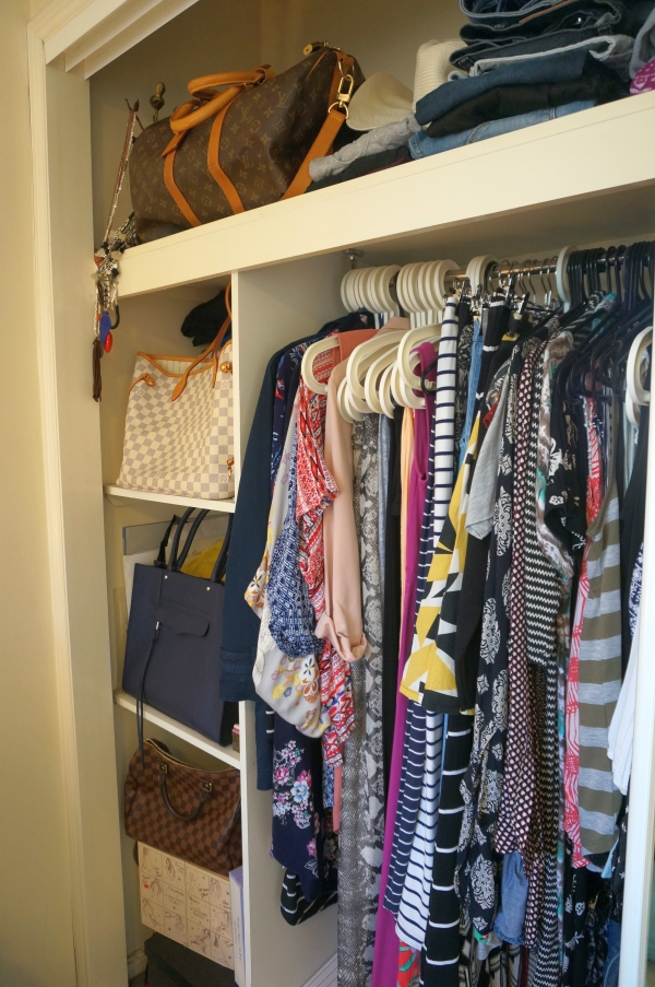 Wardrobe Inventory Closet Count for 2017 | Away From Blue Style Blogger