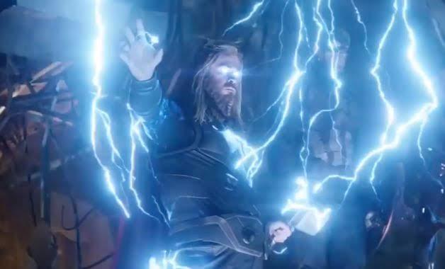 Avengers 3D Art :「アベンジャーズ : エンドゲーム」の3大ヒーローを描いたレンチキュラー・プリントのスゴい 3D アート ! !