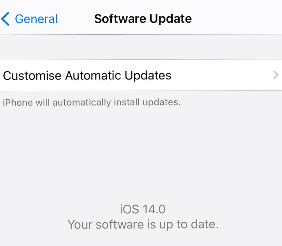Update-iOS-software-latest-version