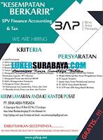Lowongan Kerja di PT. Bina Area Persada Surabaya Juli 2020