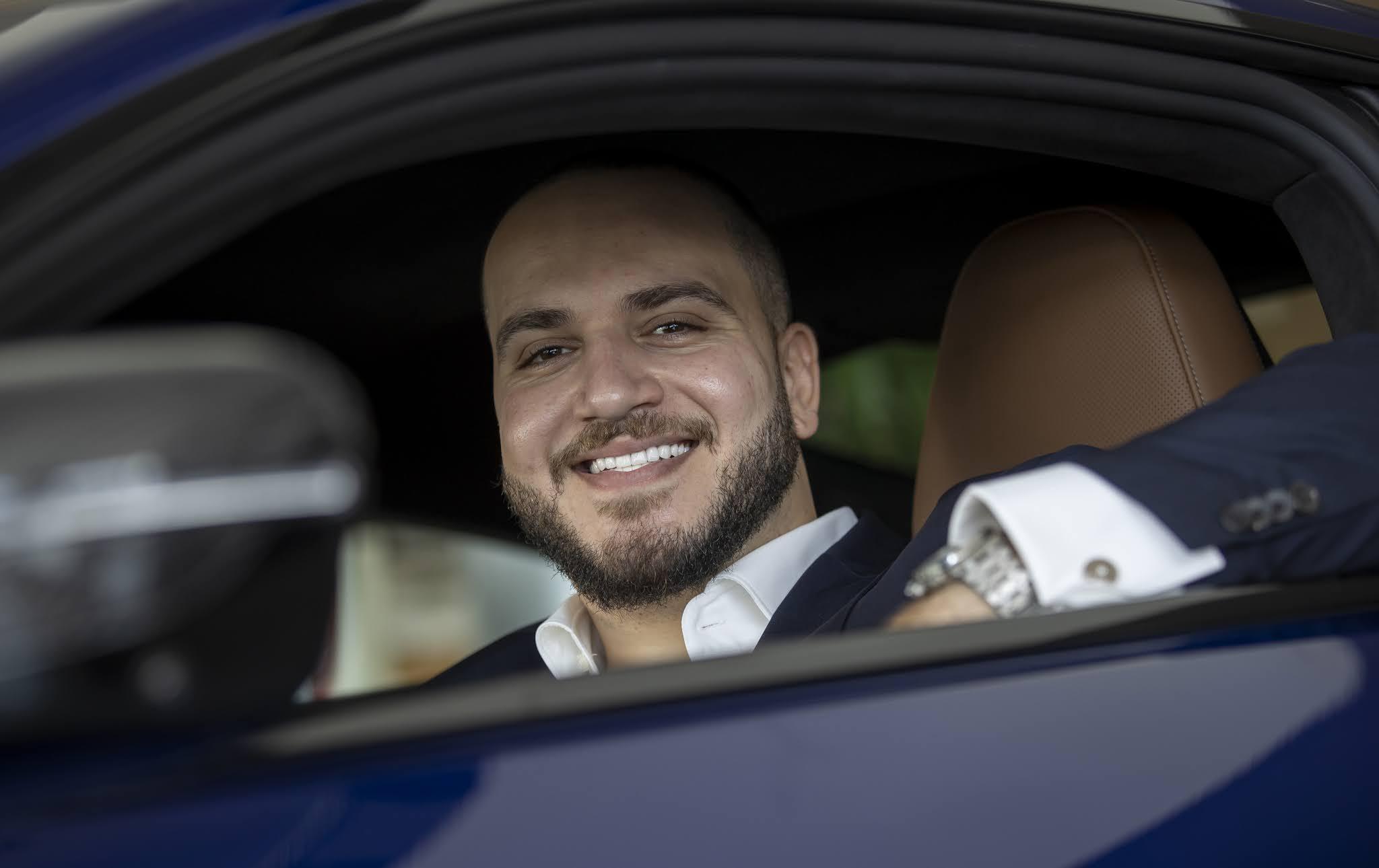 تعيين أسامة الشريف في منصب الرئيس الإقليمي لقسم الاتصال المؤسسي لـ BMW الشرق الأوسط