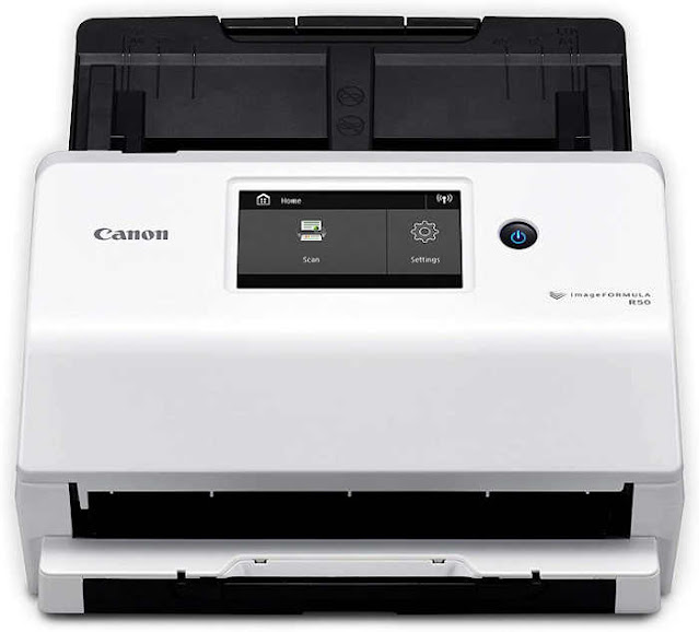 Canon imageFORMULA R50 Drivers & Software