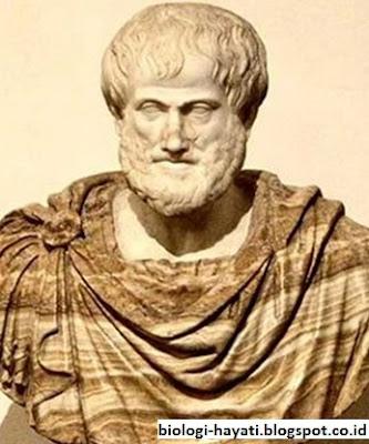 Teori evolusi Aristoteles (384-322 SM)