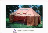tempat, pembuat, penjual, produksi tenda Komando